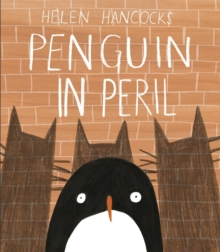 Penguin in Peril, Hardback Book