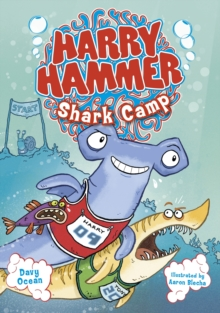 Shark Camp, Paperback Book
