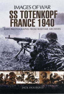SS-Totenkopf France 1940, Paperback Book