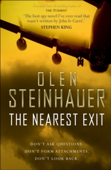 The Nearest Exit, Paperback Book