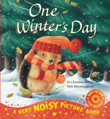 One Winter's Day Noisy Picture Book, Novelty book Book