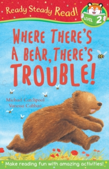 Where There's a Bear, There's Trouble!, Paperback Book