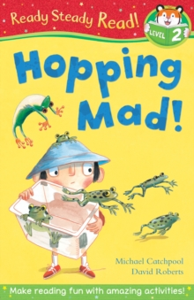 Hopping Mad!, Paperback Book