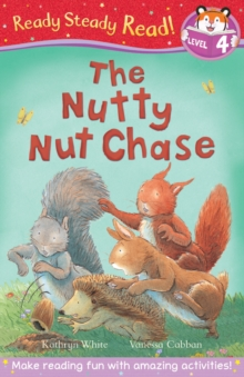The Nutty Nut Chase, Paperback Book