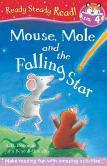 Mouse, Mole and the Falling Star, Paperback Book