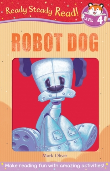 Robot Dog, Paperback Book