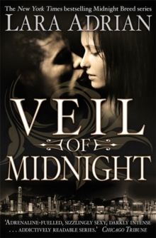 Veil of Midnight, Paperback Book