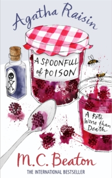 Agatha Raisin and a Spoonful of Poison, Paperback Book