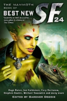 The Mammoth Book of Best New SF 24, Paperback Book