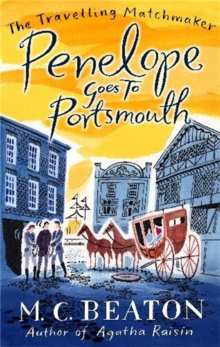 Penelope Goes to Portsmouth, Paperback Book
