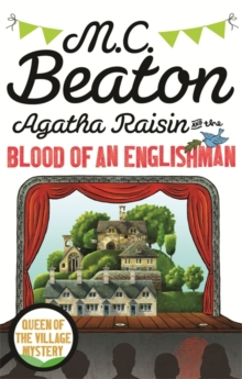 Agatha Raisin and the Blood of an Englishman, Paperback Book