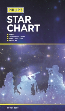 Philip's Star Chart, Paperback Book
