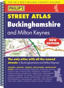 Philip's Street Atlas Buckinghamshire