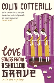 Love Songs from a Shallow Grave : A Dr Siri Murder Mystery, Paperback Book