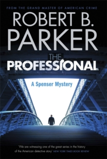 The Professional (A Spenser Mystery), Paperback Book