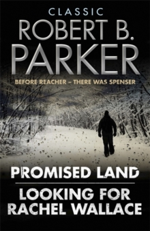 "Classic Robert B. Parker : ""Looking for Rachel Wallace"", ""Promised Land"", Paperback Book"