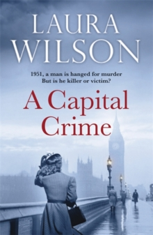 A Capital Crime, Paperback Book