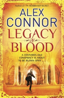 Legacy of Blood, Paperback Book