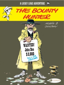 Lucky Luke Vol.26: the Bounty Hunter