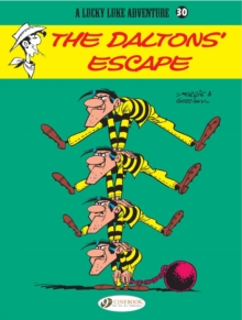 The Daltons' Escape, Paperback Book
