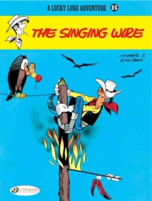 Lucky Luke : Singing Wire v. 35, Paperback Book