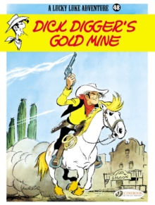Lucky Luke, Paperback Book