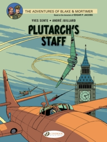 Plutarch's Staff, Paperback Book