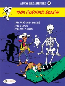 The Cursed Ranch, Paperback Book