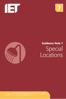 Guidance Note 7: Special Locations, Paperback Book
