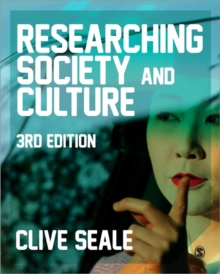 Researching Society and Culture, Paperback Book