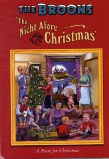 Broons' 'The Nicht Afore Christmas' - A Christmas Poem, Paperback Book