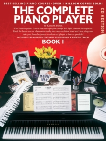 The Complete Piano Player Book 1 - CD Edition, Paperback Book