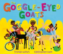 The Goggle-Eyed Goats, Paperback Book
