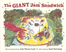 The Giant Jam Sandwich, Paperback Book