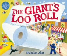 The Giant's Loo Roll, Paperback Book
