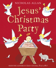 Jesus' Christmas Party, Paperback Book