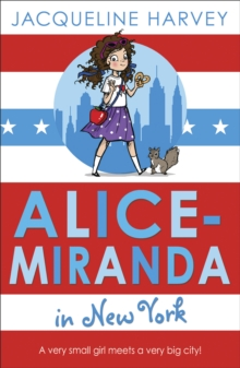 Alice-Miranda in New York, Paperback Book