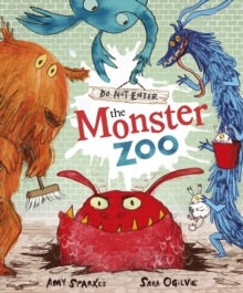Do Not Enter The Monster Zoo, Paperback Book