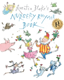Quentin Blake's Nursery Rhyme Book, Paperback Book