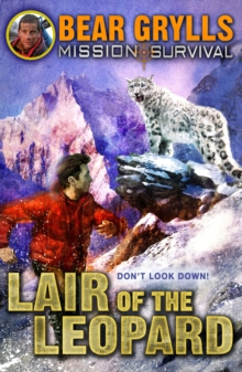 Mission Survival 8 : Lair of the Leopard, Paperback Book