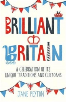 Brilliant Britain, Hardback Book