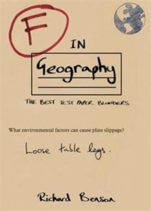 F in Geography, Paperback Book