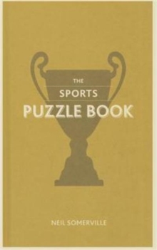 The Sports Puzzle Book, Hardback Book