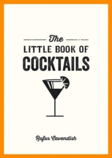 The Little Book Of Cocktails, Paperback Book