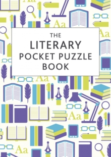The Literary Pocket Puzzle Book, Paperback Book