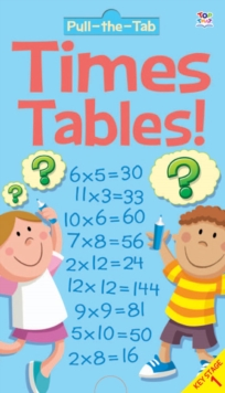 Times Tables!, Hardback Book
