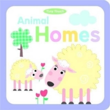 Animal Homes, Board book Book