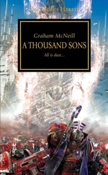A Thousand Sons, Paperback Book