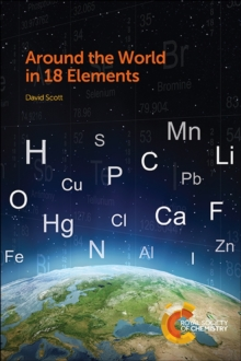 Around the World in 18 Elements, Paperback Book