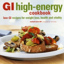 GI High-Energy Cookbook, Paperback Book